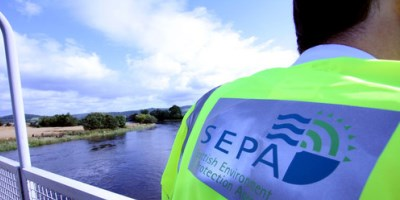 Lanark businessman fined £1,200 for water pollution incident in Perth