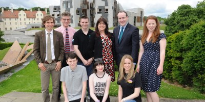 Youth Discussion competition recognises Scotland's eco champions
