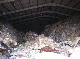Illegal waste dump cleared in time for Christmas, says SEPA