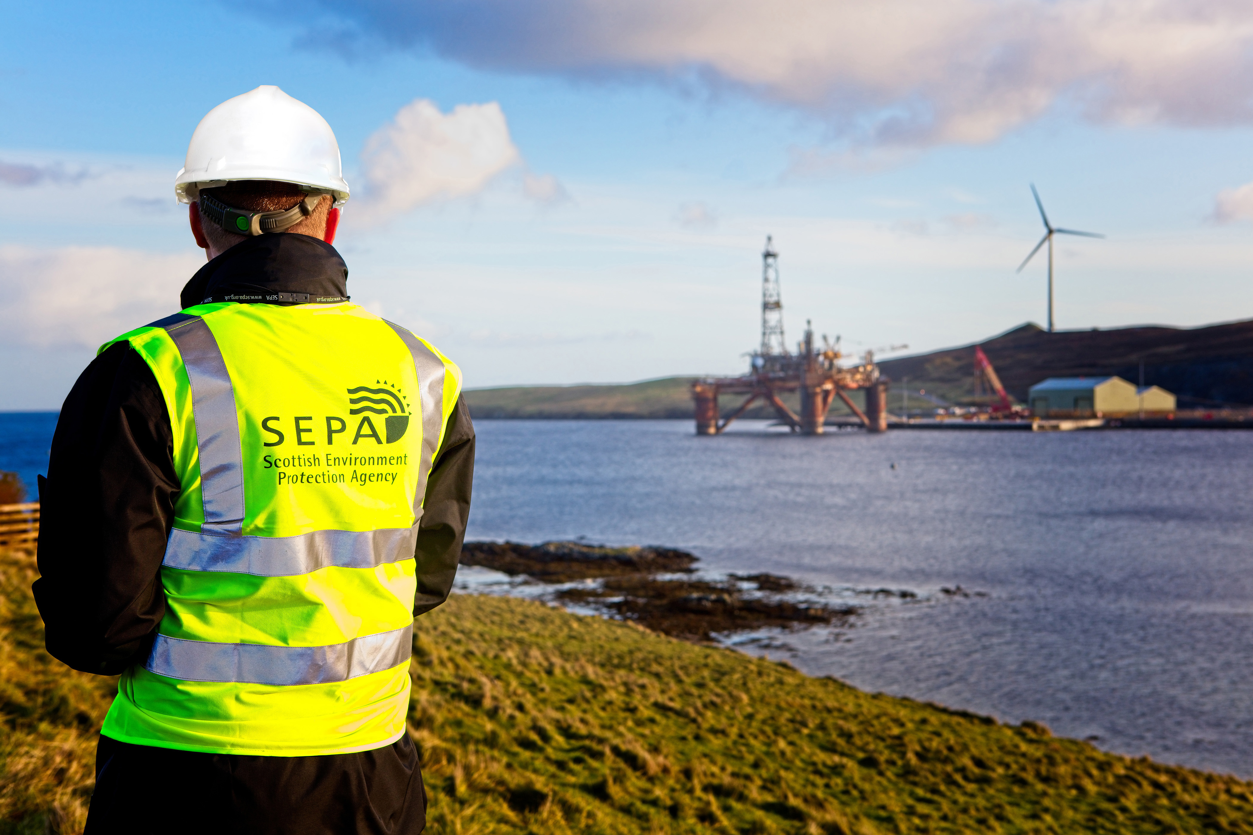 SEPA invites you to share your views on sector plan for oil and gas decommissioning