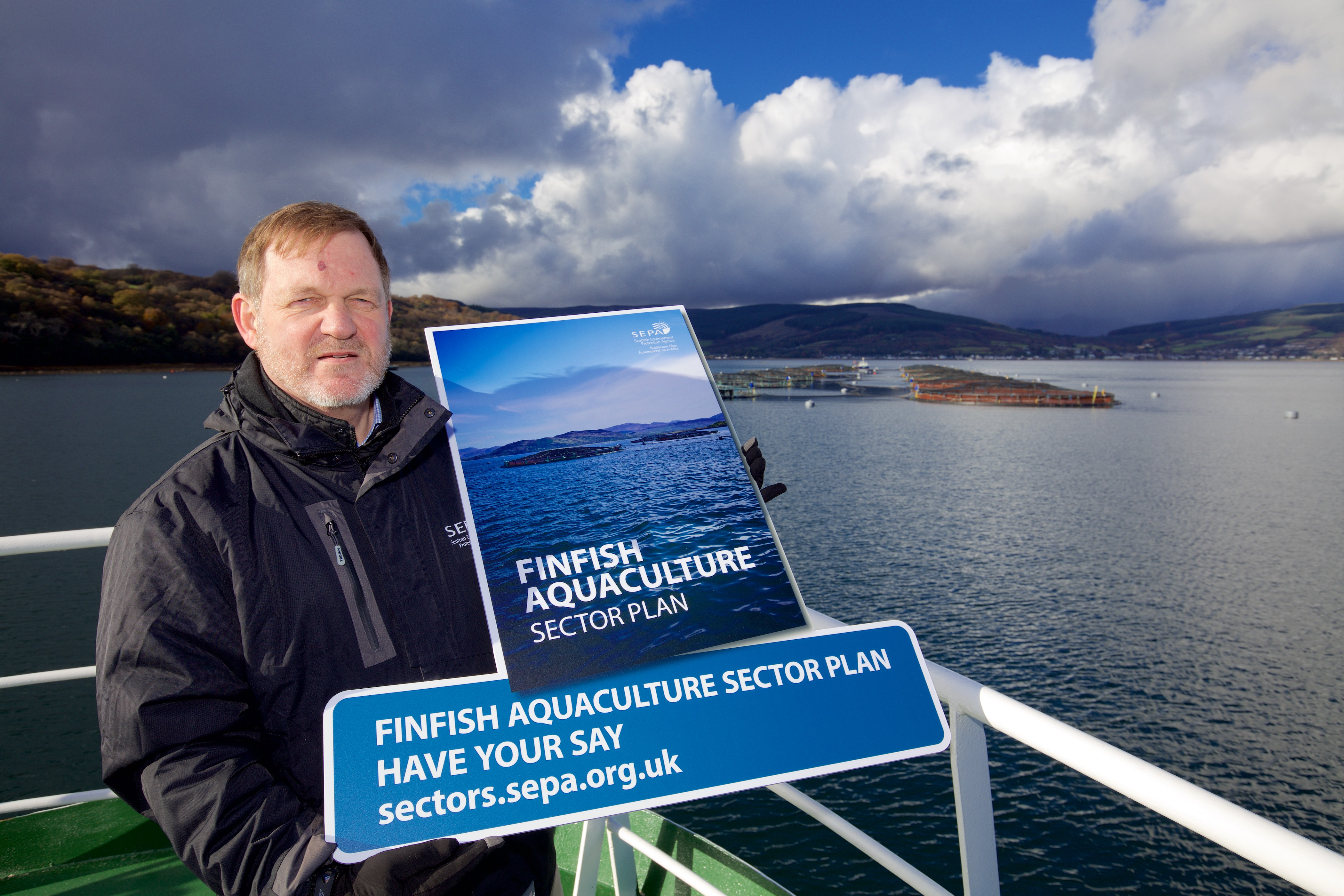 Scottish salmon farm medicine significantly impacting local marine environments as SEPA unveils firm, evidence-based proposals for a revised regulatory regime