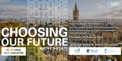 Scotland to take centre stage in global #MoveTheDate conversation